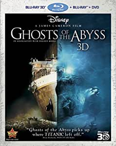 Ghosts of the Abyss [Blu-ray 3D + Blu-ray + DVD]