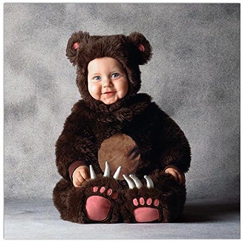 Tom Arma Bear Web 18-24 Months - Morris Care Bear Costume