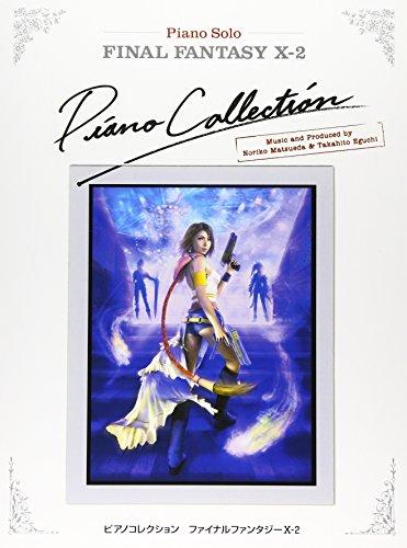 Final Fantasy X-2 Piano Collection Sheet Music - Final Fantasy Piano Book