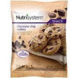 Nutrisystem Snack Chocolate Chip Cookies, 4 Cookies (4)