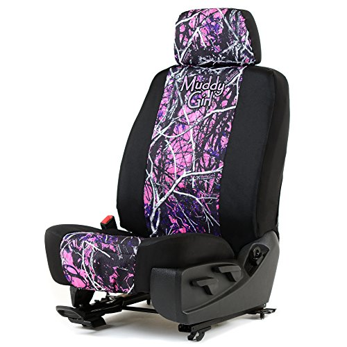girls camo seat covers - 1