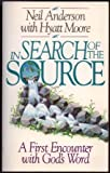 Front cover for the book In Search of the Source by Neil Anderson