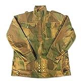 ZWJPW-WW2 UK Army British 1ST Pattern Denison CAMO Smock HIGH QUALIT (XXL)