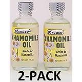 Aceite De Manzanilla 2 Oz. Chamomile Oil 2-PACK