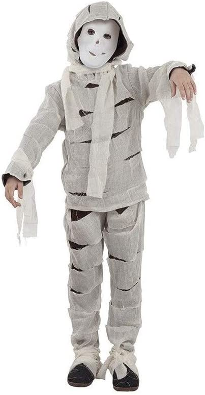 DISBACANAL Disfraz de Momia niño - -, 12 años: Amazon.es: Juguetes ...