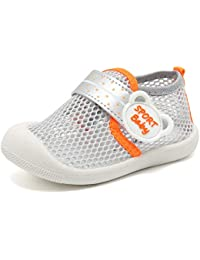 e40c14ed2ad22e Kids Shoes Slip-on Breathable Mesh Sneakers Water Shoes Running Pool Beach  (Toddler