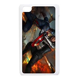 C-EUR Customized Phone Case Of Captain America 2 For Ipod Touch 4 by icecream design
