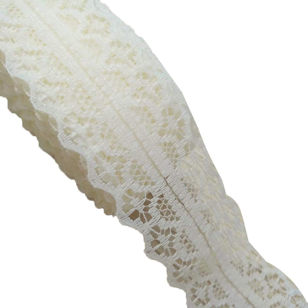 LoveUnder20 Lace Ribbon Decor Craft Party Birthday Wedding Decorative Celebration Lace widome