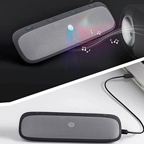 TOOPOOT® Motorola Roadster Pro Bluetooth Car Kit TZ900 Speakerphone by TOOPOOT® (Image #5)