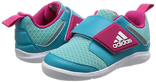 adidas Fortaplay Ac I - easmin/eneblu/ftwwht EASMIN/ENEBLU/FTWWHT