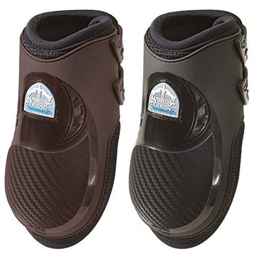 Veredus Vento Carbon Gel Hind Boots - Size:Medium Color:Black by Veredus