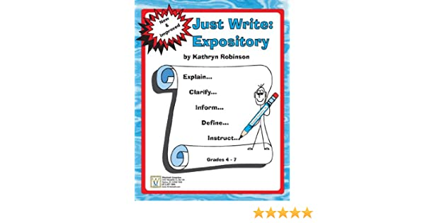 Fourth Grade Writing Activites, Prompts, Lessons | Expository ...