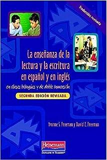 La ensenanza de la lectura y la escritura en espanol y en ingles: en clases