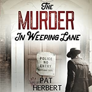 The Murder in Weeping Lane Audiobook
