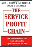 img - for The Service Profit Chain Hardcover - April 10, 1997 book / textbook / text book