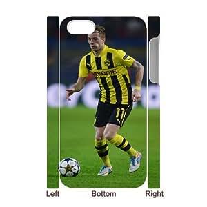 Marco Reus theme pattern design For Apple iPhone 4,4S(3D) Phone Case