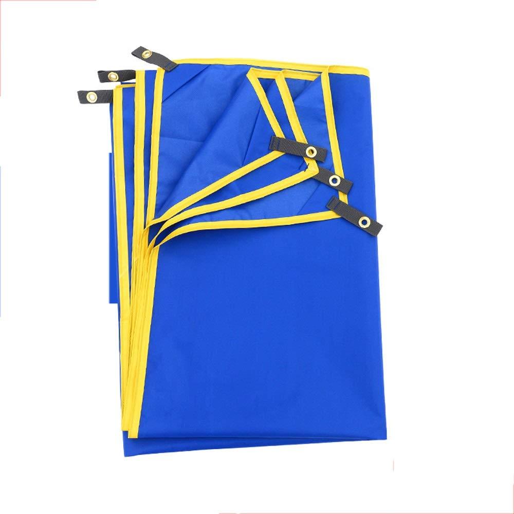 Sapphire bleu 300x300cm DCDZ Couverture De Plage Imperméable Et Imperméable Tapis De Pique-Nique Oxford Extérieur portable Pliant Convient pour Les Pique-niques en Plein Air, Les Loisirs en Famille, Les Festivals
