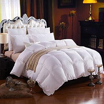 Egyptian Bedding 1000TC Hungarian GOOSE DOWN Comforter   California King