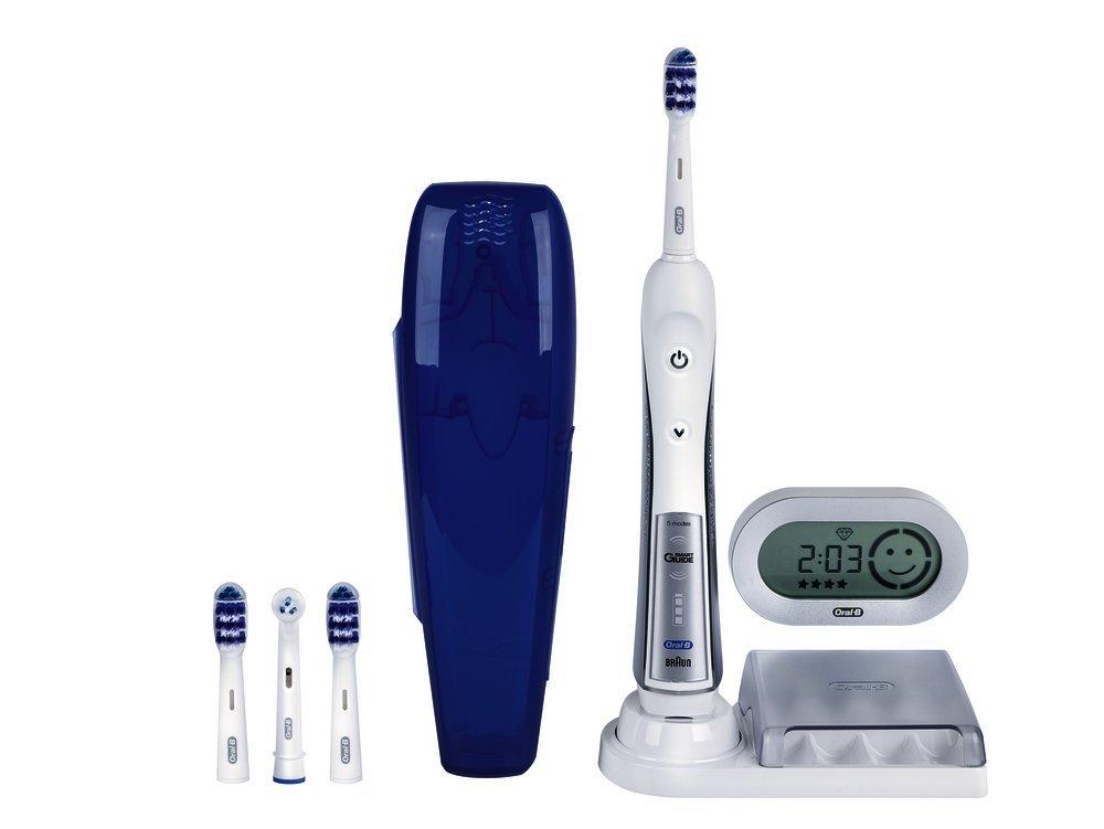 Brosses à dents électriques ORAL B TRIZONE 5500 GRIS