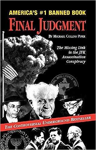 Final Judgement: Michael Collins Piper: Amazon.com: Books
