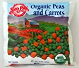 Organic Frozen Peas & Carrots, 10 oz. Bag