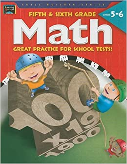 Amazon.com: Fifth & Sixth Grade Math: Great Practice for ...