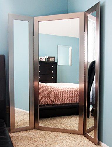 full length three way mirror - 1