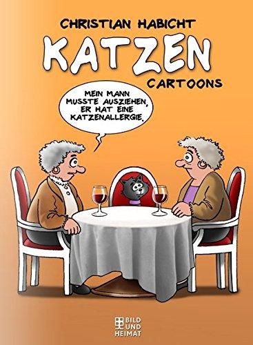 Katzen: Cartoons