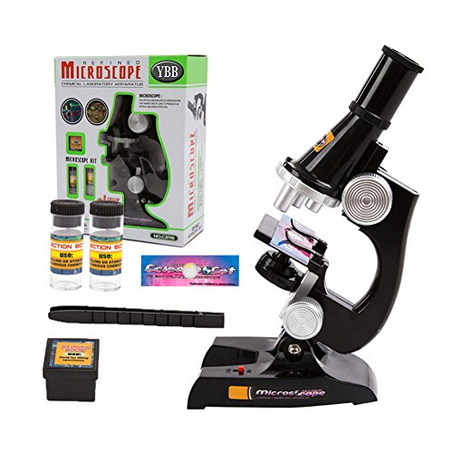 ybb-kids-microscopes-beginner-microscopes-with-led100x200x450x-magnificationincludes-5-piece-accesso