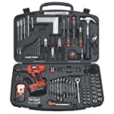 Black & Decker 14.4V 126-pc. Home Project Kit