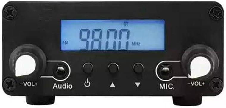 0.5W Wireless Mini FM Radio Broadcast Transmitter Stereo Station Transmitter