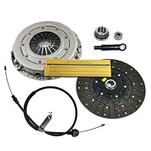 VALEO KING COBRA SPORT CLUTCH KIT w/ CABLE 86-95 FORD MUSTANG GT (King Cobra Clutch)