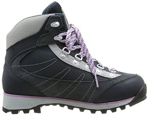 Moon Boot Tecnica Makalu III GTX WS, Damen Trekking & Wanderschuhe, Grau Antracite Rosa