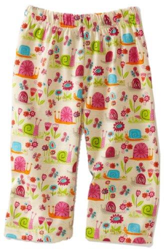 Zutano Baby Girls' Garden Snail Pant