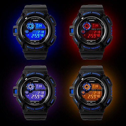 Fanmis-Mens-Military-Multifunction-Digital-LED-Watch-Electronic-Waterproof-Alarm-Quartz-Sports-Watch-Blue