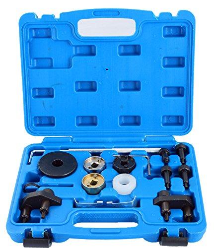 DASBET Engine Camshaft Locking Alignment Timing Tool Kit For Audi VW SKODA VAG 1.8 2.0 TFSI EA888 SF0233 by DASBET