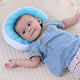 KAKIBLIN Baby Pillow Anti-flat Head Syndrome Ultra Soft Memory Mawata