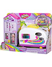 Happy Places Shopkins Happy Campervan Vehicle