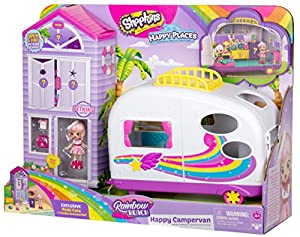 Shopkins Happy Places S5 Campervan Childrens Toy