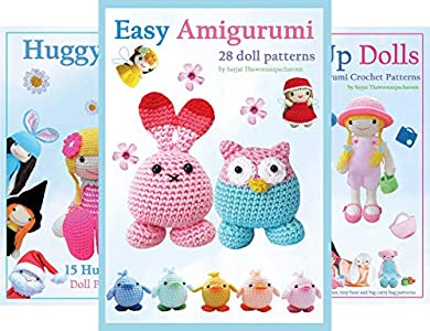 Crochet amigurumi kawaii forest nymph fairy doll pattern chart ... | 300x390
