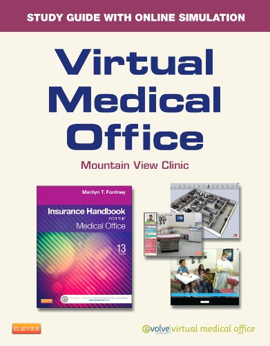 Virtual Medical Office For Insurance Handbook For The Medical Office  Access Code   13E