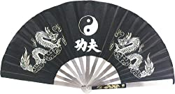 BladesUSA Kung Fu Fighting Fan by BladesUSA