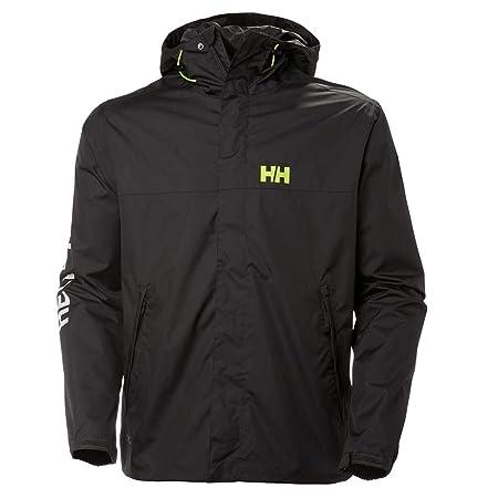 Helly Hansen 64032, Chaqueta Impermeable Unisex Adulto: Amazon.es: Deportes y aire libre