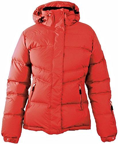 Twentyfour Skijacke Arktis II Daunen Angenehm Weiche - Chaqueta de esquí rojo
