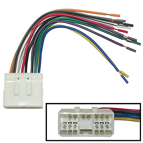 511itMnJ0jL aftermarket car stereo radio receiver wiring harness w radio SWHS High School at webbmarketing.co