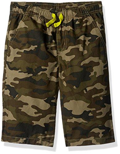 Crazy 8 Big Boys' His Pull-on Shorts, Multi, 12