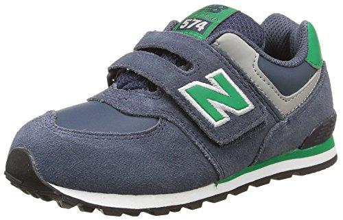 New Balance navy Nbkg574ngi Homme Bleu qwqxYrF
