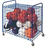 CSILFX - Champion Sport Lockable Ball Storage Cart