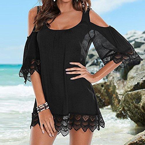 Playa Skirt Vestidos CordóN Beachwear Fiesta Mujer Blusa Costura Las Negro Kimono Bikini VintageBlusa vestidos Beach De Playa Mujeres Verano AmazingDays del qUw5nxtZI