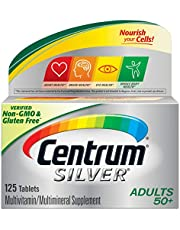 Centrum Silver Multivitamin / Multimineral Supplement Tablet